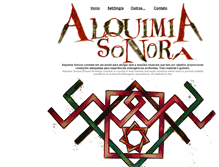 Tablet Preview of alquimiasonora.org